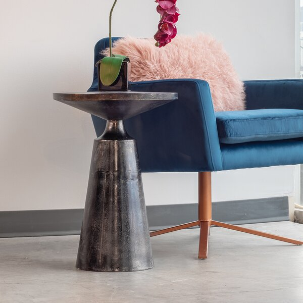 Lyndell End Table by World Menagerie