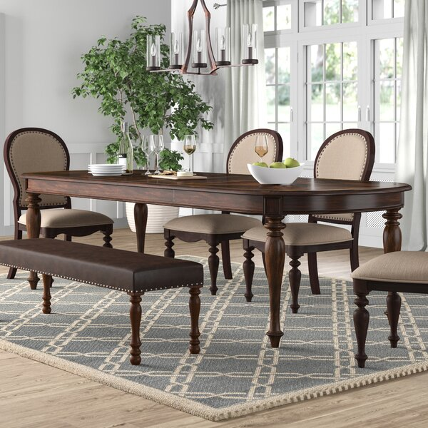 Leesburg Extendable Dining Table by Hooker Furniture