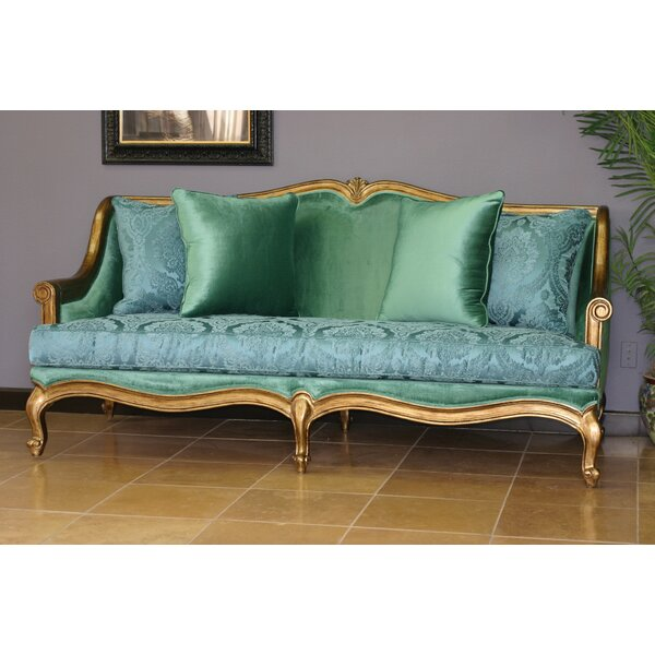On Sale Osterley Sofa by Rosdorf Park by Rosdorf Park
