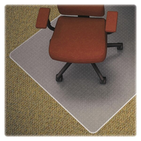 Medium Pile Chair Mat by Lorell