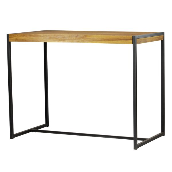Port Augusta Industrial Pub Table by Union Rustic