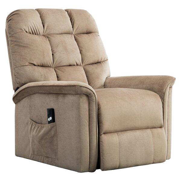 Kaden Power Lift Assist Recliner [Red Barrel Studio]