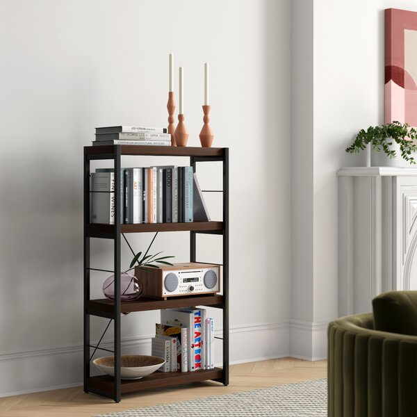 Francesca Etagere Bookcase By Foundstone