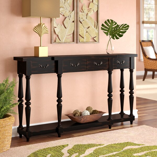 Port Salerno Console Table by Bay Isle Home