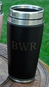 Personalized Gift Executive Travel Tumbler by JDS Personalized Gifts