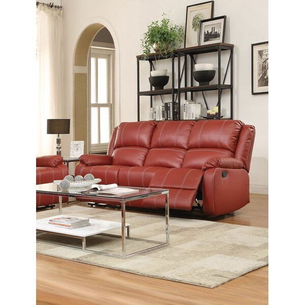 Online Shopping Discount Lenita Reclining Sofa by Red Barrel Studio by Red Barrel Studio