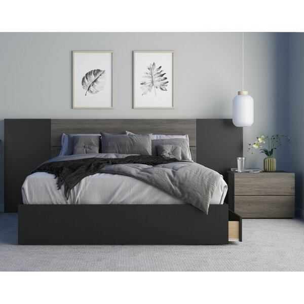Ozcan 4 Piece Bedroom Set by Ebern Designs