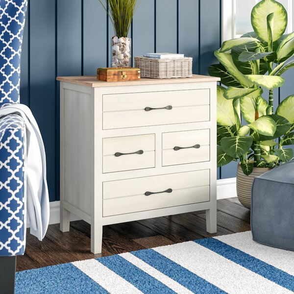Ardin 4 Drawer Accent Chest by Beachcrest Home