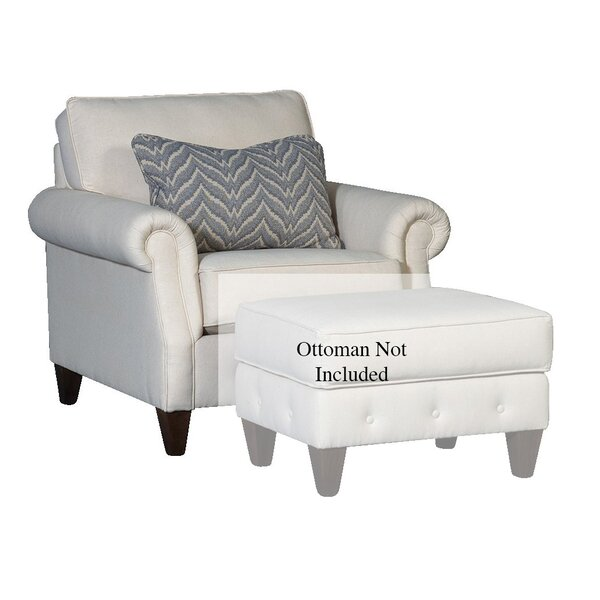 Citium Armchair by Rosecliff Heights
