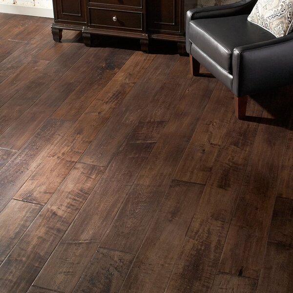 Farmhouse 7-1/2 Engineered Maple Hardwood Flooring in English by Albero Valley