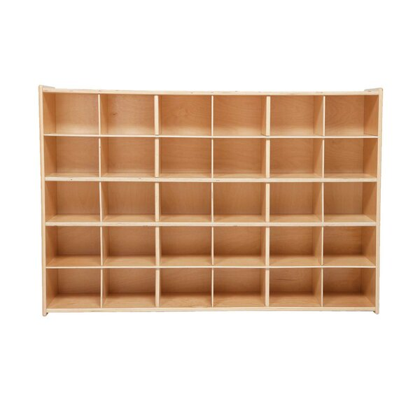 Clarendon 30 Compartment Cubby by Symple Stuff