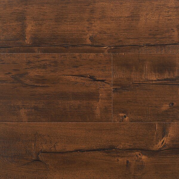 7 x 48 x 12.3mm Laminate Flooring in Java (Set of 22) by Serradon