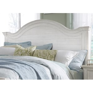 Lilah Arched Panel Headboard by Highland Dunes