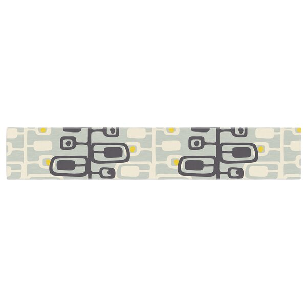 Gill Eggleston Carnaby Table Runner by East Urban Home