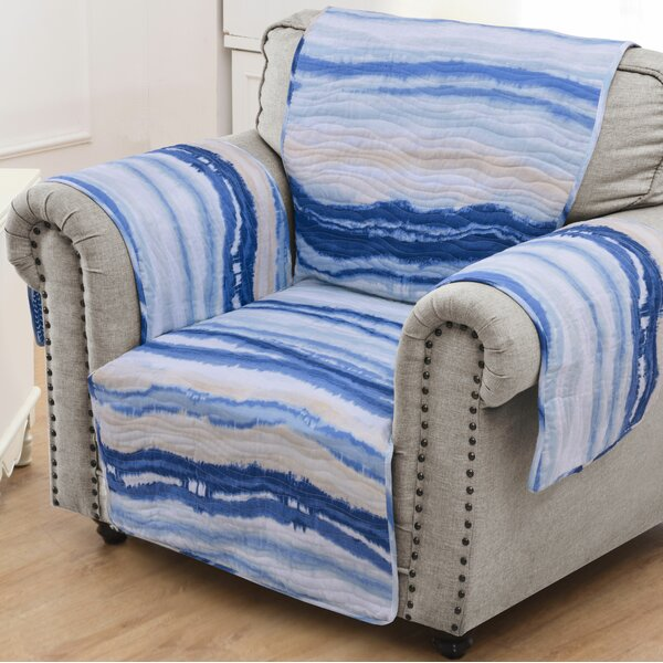 Crystal Cove Slipcover By Highland Dunes Herry Up