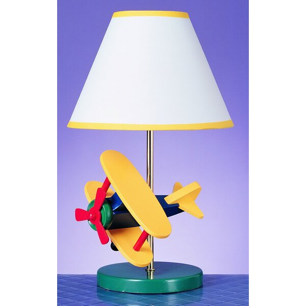 Betsy Airplane 15 Table Lamp by Zoomie Kids