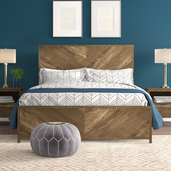Hosier Standard Bed by Mercury Row
