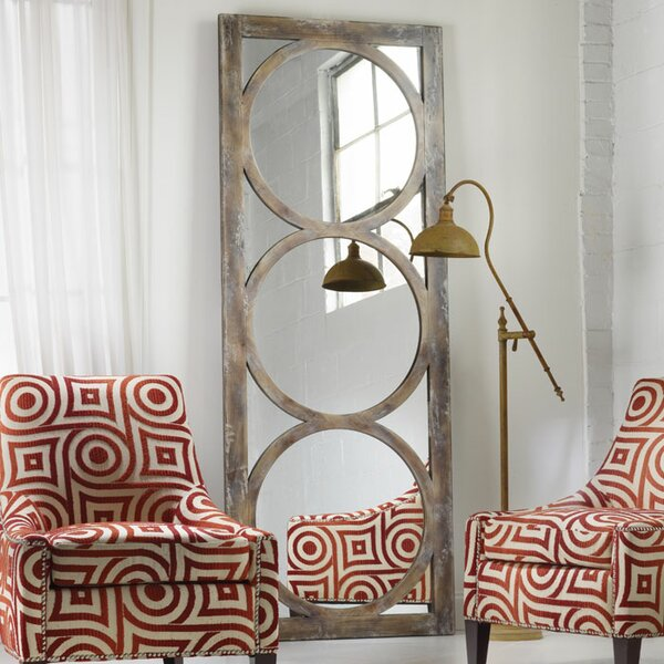Melange Encircle Floor Mirror by Hooker Furniture