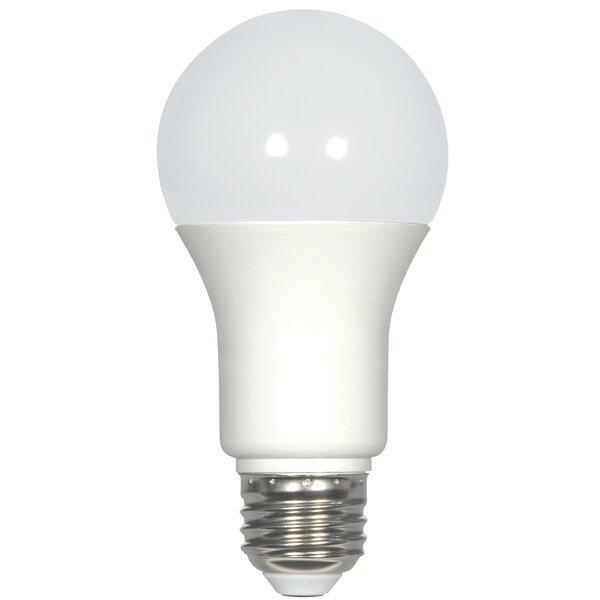 E26 Medium Standard LED Light Bulb (Set of 6) by Satco