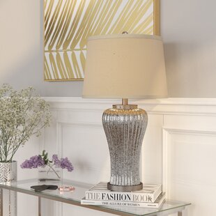 Best Price Berndt 28.5 Table Lamp By House of Hampton