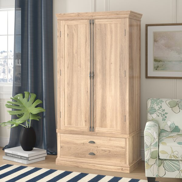 Bowerbank Bedroom Armoire by Beachcrest Home