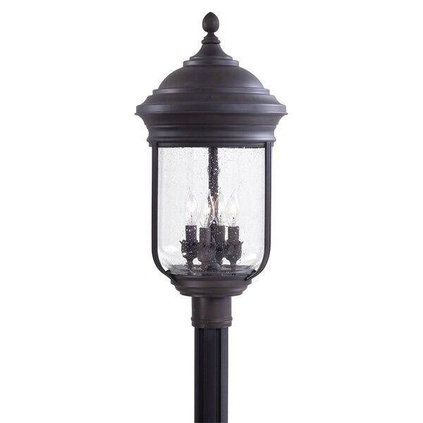 Amherst Outdoor 3-Light Lantern Head by Great Outdoors by Minka