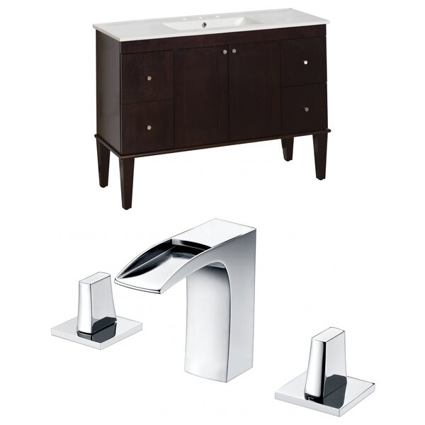 Rosehill 48 Single Bathroom Vanity Set by Winston Porter