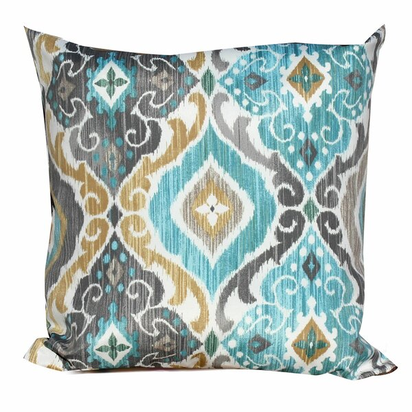 Persian Mist Throw Pillow (Set of 2) by TK Classics