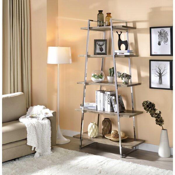 Delisle Etagere Bookcase By Orren Ellis