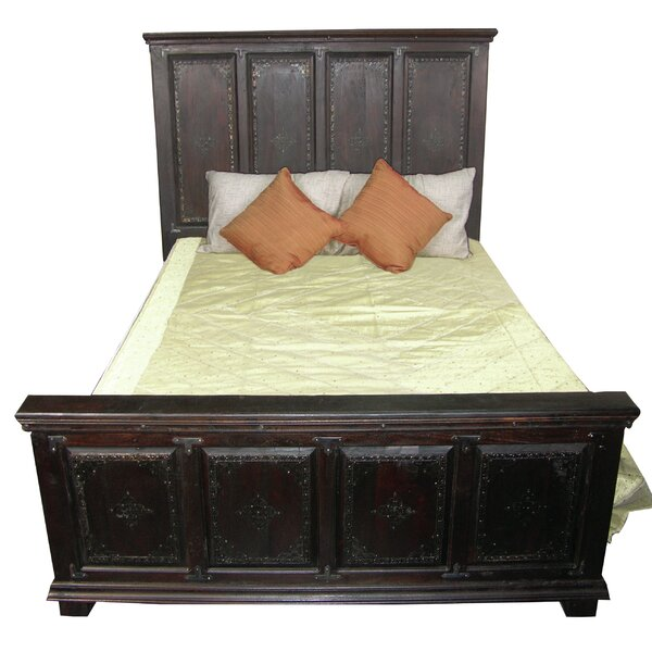 Pepe Standard Bed by World Menagerie