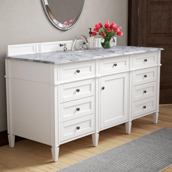 Deleon 59 Single Bathroom Vanity Set by Darby Home Co