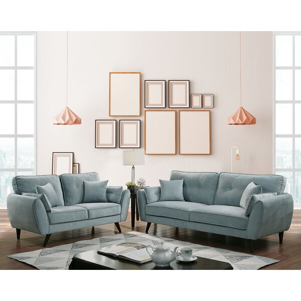 Pamila Configurable Living Room Set by Latitude Run