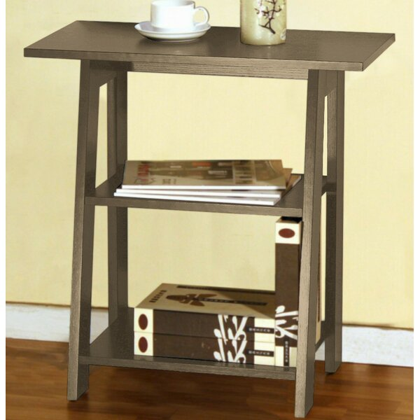 Goldie Ladder Chairside End Table by Zipcode Design