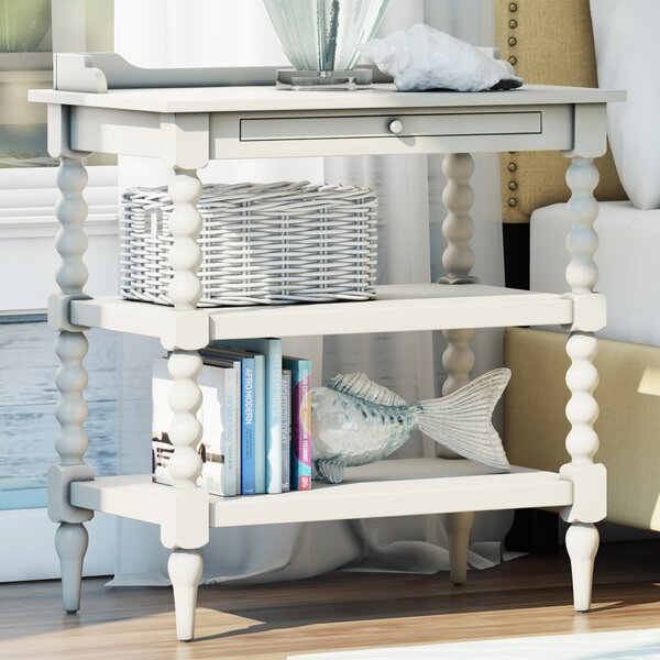 Saguenay Open Nightstand by Lark Manor