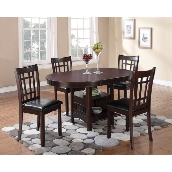 Axtell 5 Piece Dining Set by Alcott Hill