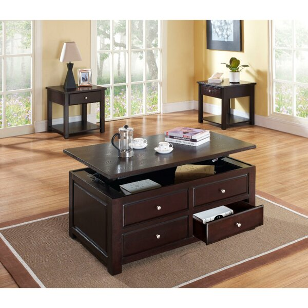 Englishcombe Lift Top Coffee Table with Storage by Darby Home Co