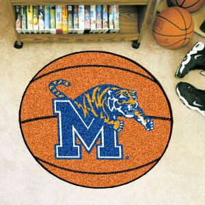 NCAA University of Memphis Basketball Mat by FANMATS