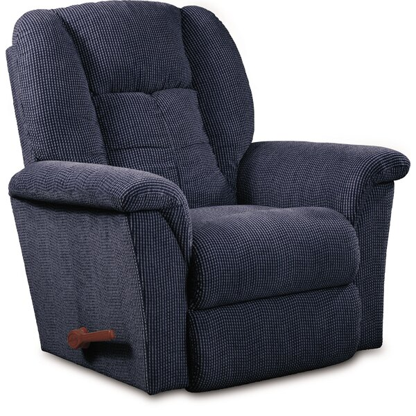 Jasper Manual Wall Hugger Recliner by La-Z-Boy