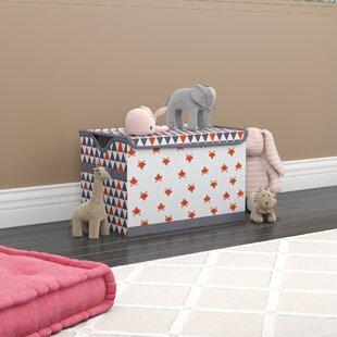 Price comparison Ketron Fox Toy Storage Chest ByMack & Milo