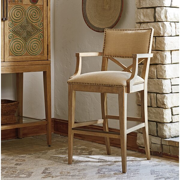 Los Altos 30 Bar Stool by Tommy Bahama Home