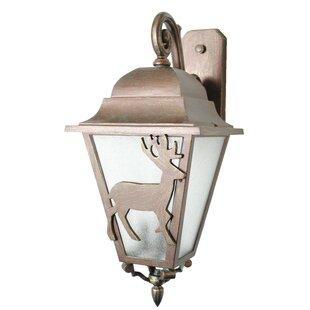 Americana 3-Light Outdoor Wall Lantern