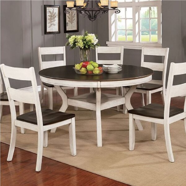 Elica 7 Piece Dining Set by Rosalind Wheeler Rosalind Wheeler