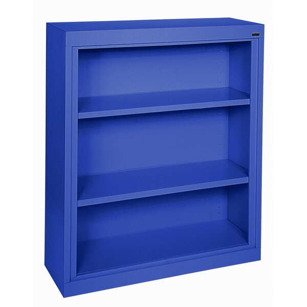 Standard Bookcase by Sandusky Cabinets Sandusky Cabinets