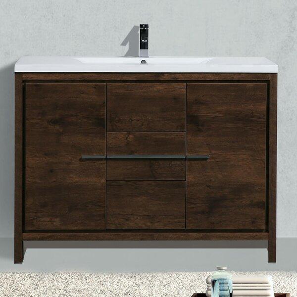 Almendarez 47 Single Bathroom Vanity Set by Langley Street