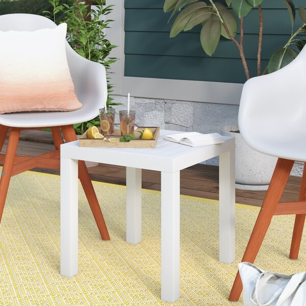 Villani Side Table by Mercury Row
