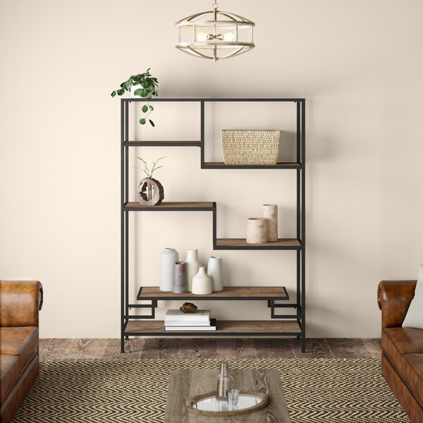 Schoenberger Etagere Bookcase By Gracie Oaks