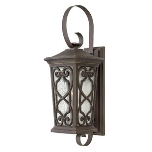 Affordable Enzo 1-Light Outdoor Wall Lantern By Hinkley Lighting