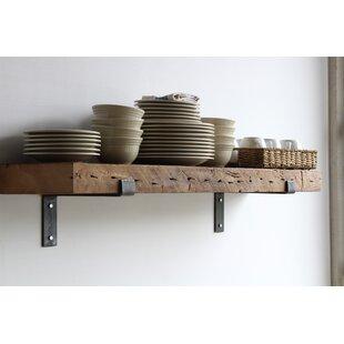 Kylee Chunky Deep 2 Piece Wall Shelf Set (Set of 2)