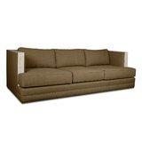 94 Tuxedo Arm Sofa by South Cone Home