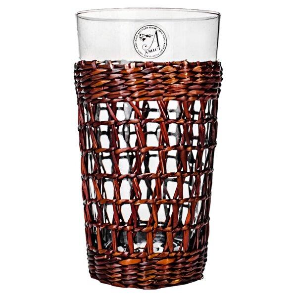 Bali Highball Glass (Set of 4) by Global Amici